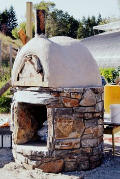The Double Chamber Cob Oven | Dirt Craft Natural Building