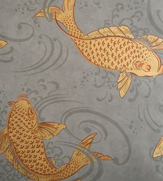Ornamental koi carp in a swirling pool. Little Jane, Sunny Bank, Country House Hotels, Downstairs Toilet, Northern England, Koi Carp, Glass Floor, Wallpaper Online, Bathroom Wallpaper