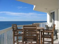 Destin Condo Rental: Gorgeous Corner Unit Beach Front Read R Reviews C Dolphins From R Balcony   HomeAway