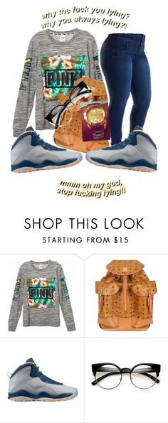""""" by dashaye-2013 ❤ liked on Polyvore featuring MCM and Retrò"