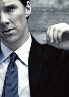 Benedict Cumberbatch in Esquire November Issue 2013