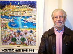 Oscar Borras inagura su nueva exposición en la Galeria Estil de Valencia   La Actualidad de la Comunidad Valenciana - Javier Mesa Reig - Blo...