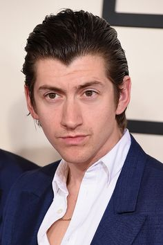 Recording artist Alex Turner of music group Arctic Monkeys attends The Annual GRAMMY Awards at the STAPLES Center on February 2015 in Los Angeles, California. Alex Turner, The Last Shadow Puppets, Paramore, Dream Guy, Baby Daddy, My Chemical Romance, Hot Boys, Arctic, Rock N Roll