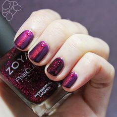 BunnyTailNails: Starry nights of noir Moscow