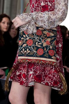Tory Burch - New York Fall 2014 - Details