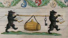 St. Gallen, Stiftsbibliothek, Cod. Sang. 542: Manfred Barbarini Lupus, Chants à quatre voix pour les principales fêtes de l'année liturgique · 1562 Langue:Latin (http://www.e-codices.unifr.ch/fr/list/one/csg/0542)