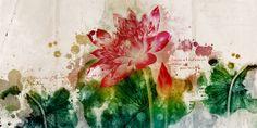 Botanical digital collage. Beautiful.