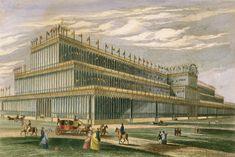 Crystal Palace 1851 http://evemuseografia.wordpress.com