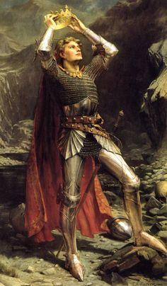 King Arthur, Charles Ernest Butler, 1903
