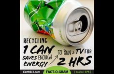 12 Amazing Recycling and Waste Statistics - I can't believe some of these; recycling is awesome, and so good for our planet