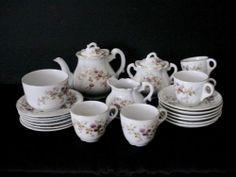 Vodrey & Bros Palissy Brown & Purple Floral Children's Tea Set 23 Pcs Pre-1896  http://cgi.ebay.com/ws/eBayISAPI.dll?ViewItem&item=221353220524
