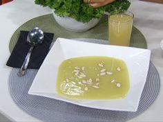 Recetas | Sopa de espárragos con semillas de calabaza | Utilisima.com