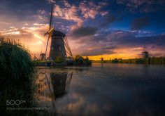 Kinderdijk Holland. by remoscarfo check out more here https://cleaningexec.com