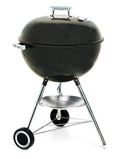 Gas grills are nice. We like the gas grill. But the metal kettle is crucial. Not because charcoal makes food taste better than a gas grill (it probably does, a little) but because with a charcoal grill you can smoke things. And smoking things can kill two, three, four hours. Hours of drinking and basting. Beautiful.   - Esquire.com