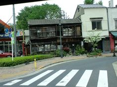Japanese old house in Hiroo by ganchan2, via Flickr