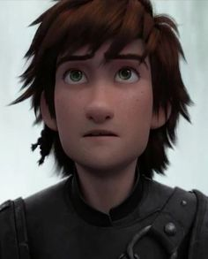 Let's all just take a moment to appreciate how pretty Hiccup is.