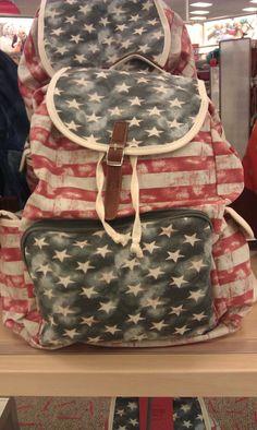 American Flag Backpack - Target