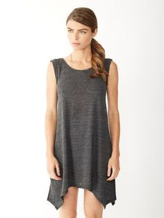 Asymmetrical Tank Dress Cover Up Yoga Dress by FitGirlClothing #fitgirls #fitgirl #yoga #bridesmaids #thestylishbride #bride