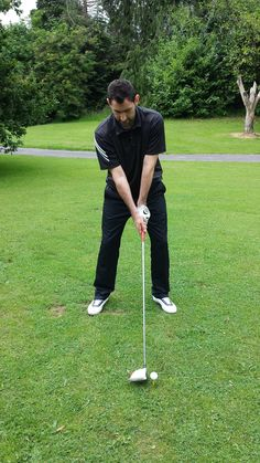 Good set up and working on hitting the ball straighter and longer Golf Lessons Cork, Ireland Cork Ireland, Golf Lessons, Baseball Field, Baseball Park