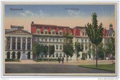 Bucuresti - Universitatea - Antebelica