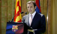 Barcelona admite interesse em contratar Neymar