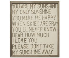 You Are My Sunshine | Boston Interiors Blog