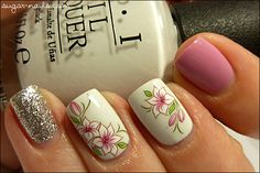 Sweet Sugar:  #nail #nails #nailart