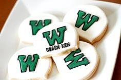 Swim Cap Cookies | Cookies In Color | Shannon Tidwell