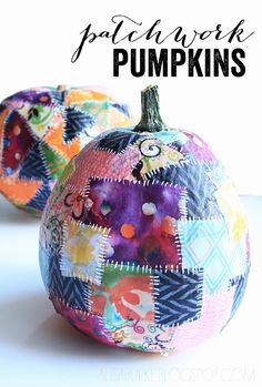 These are some great pumpkin ideas, use Nature of Art non-toxic paints for this fun project.