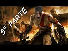 ►🎮 God of War Chains of Olympus 💀◄ 5ª PARTE