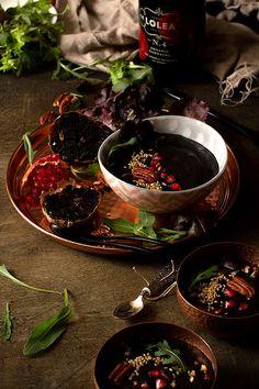 Crema de ajo negro para dejar fascinados a tus invitados - O'Food