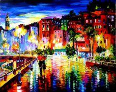 Daniel Wall - Intense Impressionism