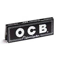 """OCB Premium 1 1/4"""" Rolling Papers"""