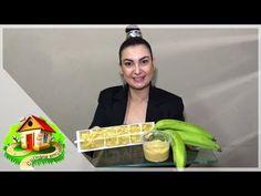 BIOMASSA DE BANANA VERDE - ANTIDEPRESSIVO NATURAL - Culinária em Casa - YouTube