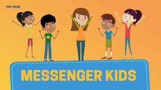 Messenger Kids App by Facebook Launched. Bachhon ke liye ek khaas Messen...