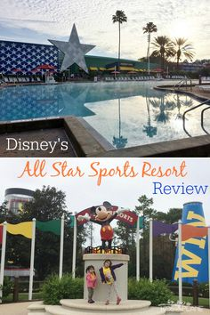 Disney All Star Sports Resort Review - What we thought of one of Disney's smaller value resort hotels