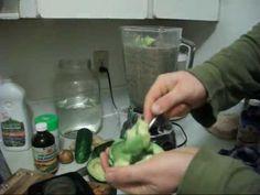 ♥ ♥ ♥ CANCER DIETS ♥ ♥ ♥ http://CancerDiets.org ♥  Anti-Cancer ♥ Raw Diet ♥ Soup Recipe ♥ Mushroom Cucumber Zucchini Dill ♥  by Jordan Blaikie @ Vital Liver Flush http://CancerDiets.org