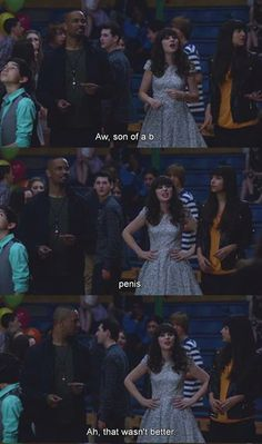 New Girl - Jessica Day #3.22 #Season3