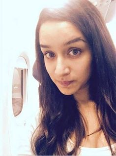 10 Selfies of Shraddha Kapoor That are Just Awesome <3  See this list here: http://www.manacinemanews.com/10-selfies-of-shraddha-kapoor-which-prove-that-she-is-the-selfie-queen-of-bollywood/
