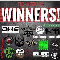 WINNERS!! Thank you to the 2A IG community. This giveaway was successful! We reached the required signatures and therefore we chose some winners  WINNERS PLEASE CONTACT THE BUSINESSES FOR YOUR PRIZES. -------------------------------- Giveaway Package 1 @sc00by83 (UpgradePackage) @dynamicweaponsolutions - Slide Work @damatocustomstippling - Gift Certificate @texasblackrifleco - Micro Comp @mad_custom_coating - Cerakote Work @shadowvalleyweapons - SVCOMP for AR  Giveaway Package 2 @lourod31…