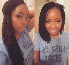 @marykbellaentertainer cut our Micro Locs short and looks absolutely gorgeous! #bossgals #bobbiboss