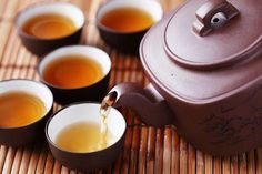 From its roots in ancient China, this healthy beverage has become one of the world s most popular drinks.