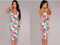 A fashion look from July 2015 featuring midi bodycon dresses. Browse and shop related looks. Blooming Flowers, Polyvore Fashion, Fashion Looks, Jumpsuit, Bodycon Dress, Sexy, Stuff To Buy, Outfits, Shopping