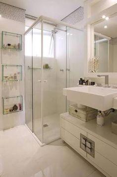 banheiro em l - Pesquisa Google
