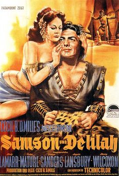 Samson and Delilah posters for sale online. Description from pinterest.com. I searched for this on bing.com/images