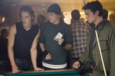The Covenant 2006  Taylor Kitsch, Toby Hemingway & Chace Crawford