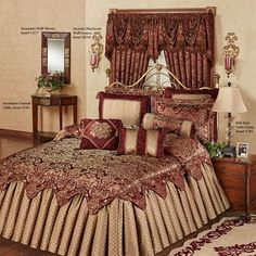 Luxury Bedding Sets On Sale Bedding Sets Online, Luxury Bedding Sets, Bed Linen Design, Bed Design, House Design, Contemporary Bed Linen, Modern Contemporary, Bed Sets For Sale, Matching Bedding And Curtains