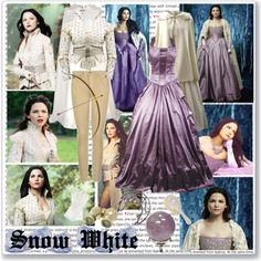 """""""More Of Snow- Of Once Upon A Time"""" by opelazar on Polyvore"""
