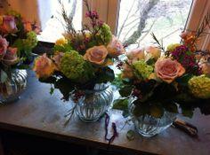 buketter med vase