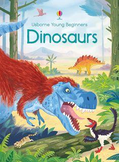 Young Beginners Dinosaurs - Gorillustrator -lee cosgrove
